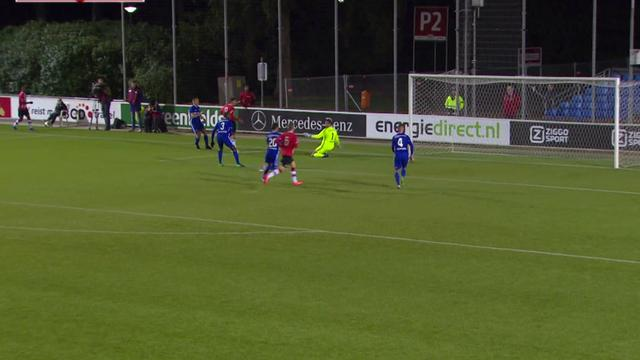 Samenvatting Jong PSV-Almere City (0-1)