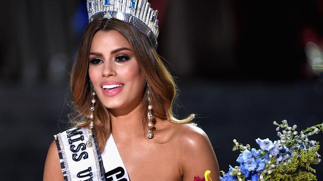 Miss Colombia blij met steun na onterechte kroning
