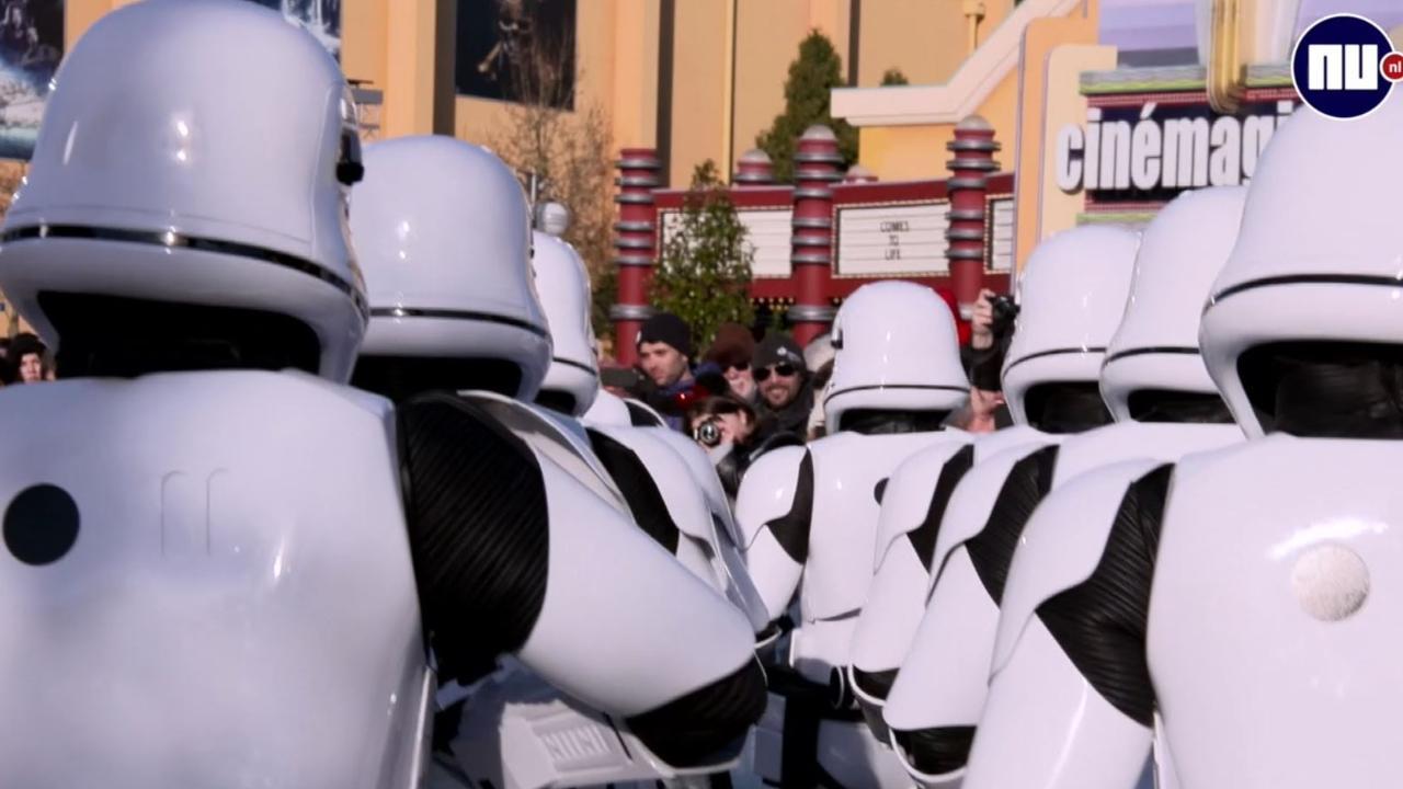 Maker nieuwe show Disney: 'Personages Star Wars zijn rocksterren'