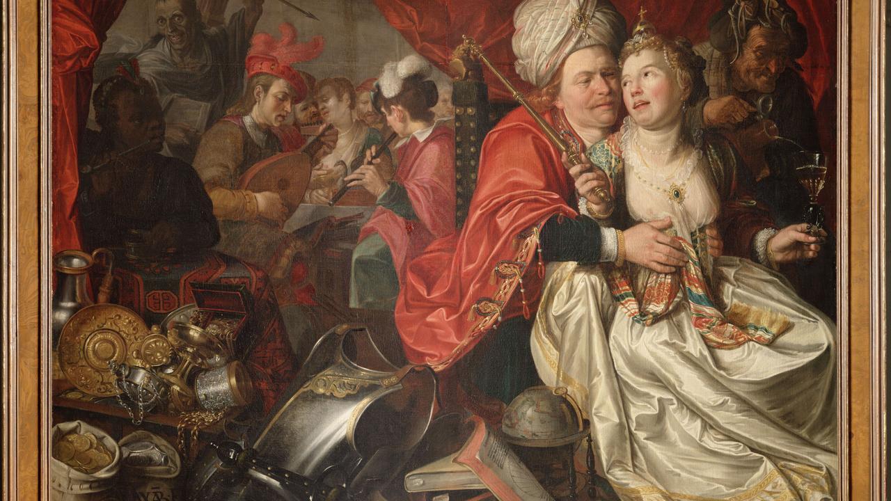 Vier gestolen doeken Westfries Museum terecht
