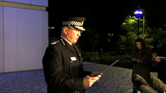 Politie gaat uit van aanslag Manchester Arena