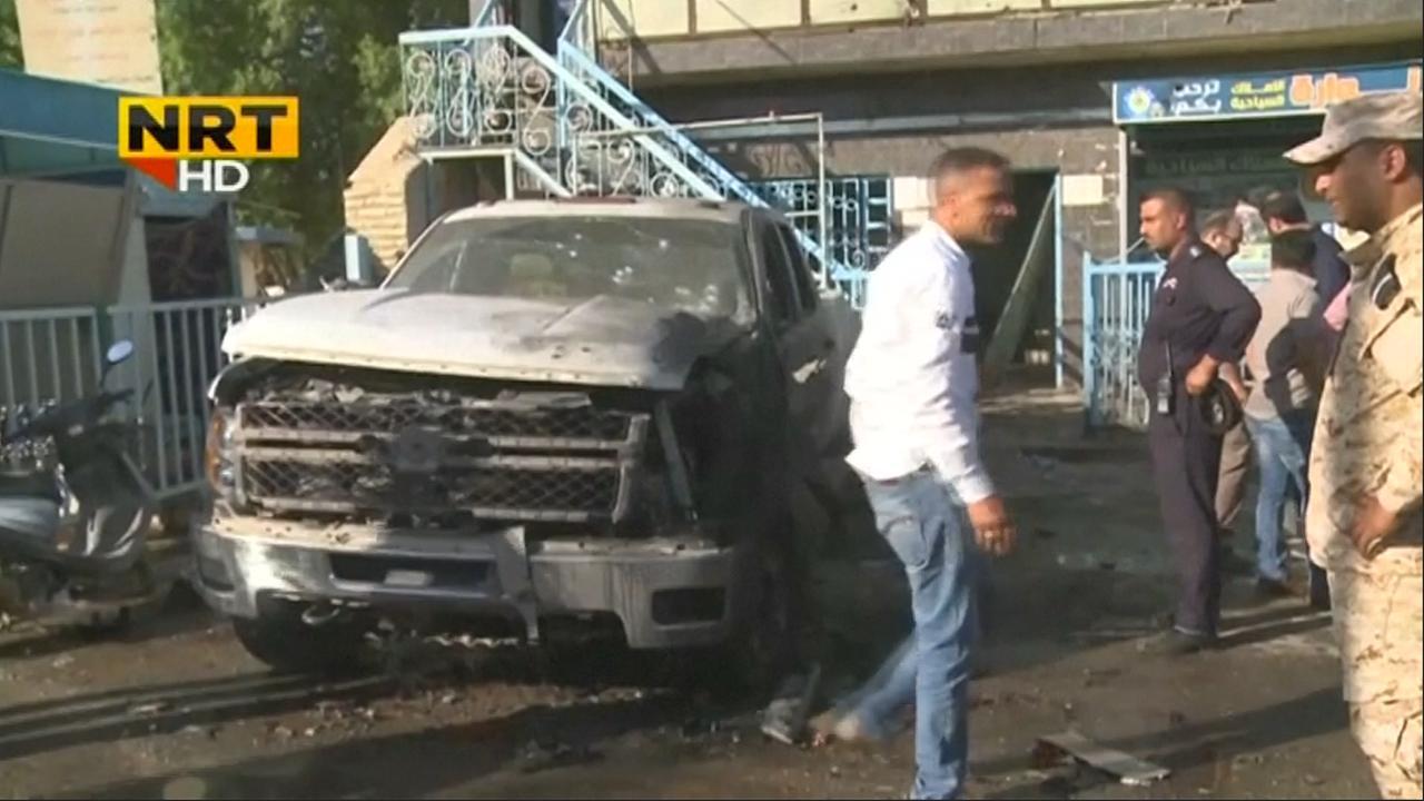 Meerdere doden en gewonden bij zelfmoordaanslag in Irak