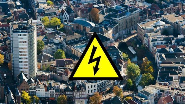 Meer dan duizend huishoudens tijdelijk zonder stroom
