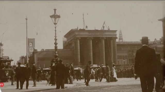 Foto-expositie over Amsterdam van honderd jaar geleden