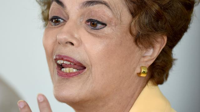 Senaatscommissie Brazilië wil dat president Rousseff wordt aangeklaagd