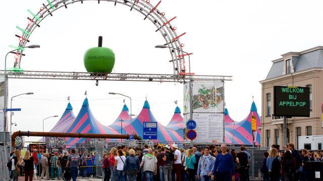 Appelpop viert 25-jarig bestaan met jubileumeditie