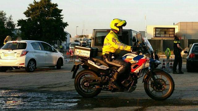 Politie neemt 30 auto's in beslag bij grote controle