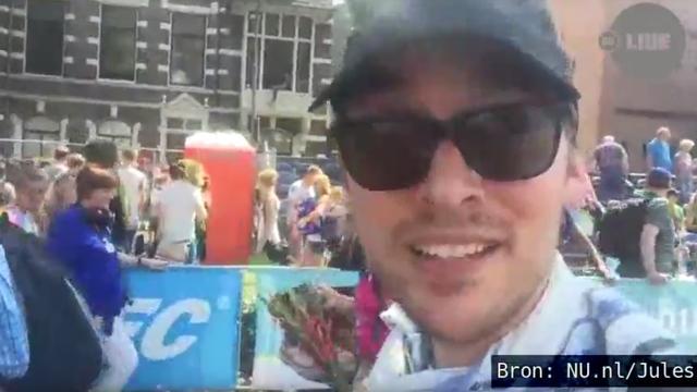 Redactieblog: Onder honderden livestreamende wandelaars in Nijmegen