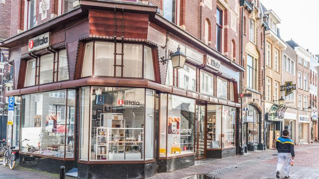 Iittala verdwijnt na tien jaar uit het Utrechtse straatbeeld