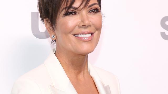 Kris Jenner lichtgewond na botsing met auto