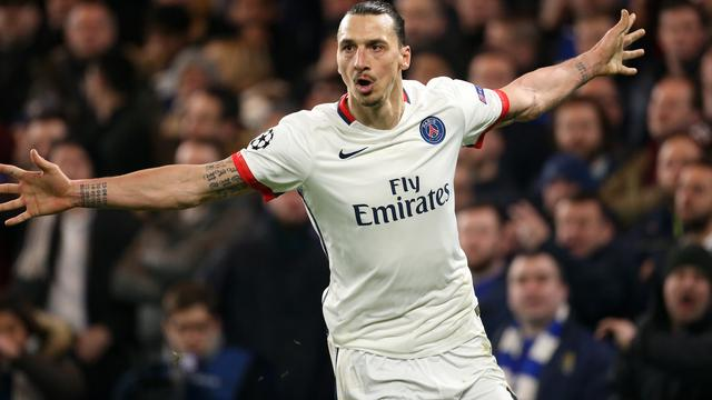PSG-trainer Blanc vindt dat Ibrahimovic critici de mond heeft gesnoerd