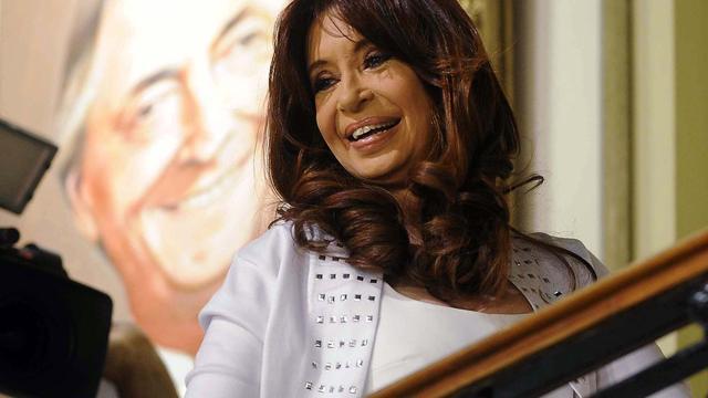 Voormalig president Argentinië beschuldigd van witwassen