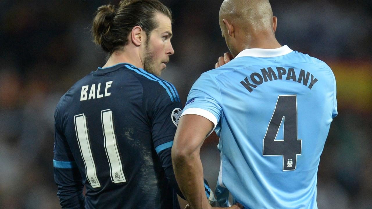 Samenvatting Manchester City-Real Madrid