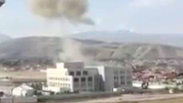 Dode en gewonden na explosie bij Chinese ambassade in Kirgizië