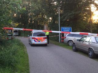 59-jarige steekt echtgenoot onder oog buurman dood