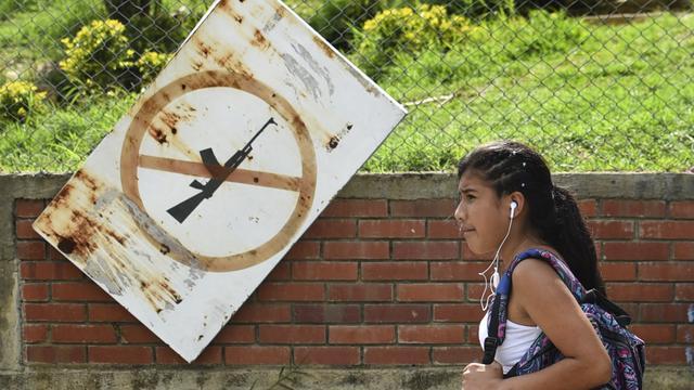 Meerderheid Colombia lijkt voor vredesakkoord FARC