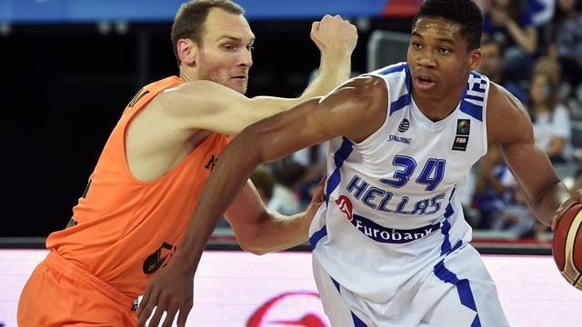 Basketballer Kees Akerboom jr. stopt bij Nederlands team