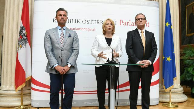 Hof: verkiezingen Oostenrijk opnieuw vanwege fouten bij stemmentelling