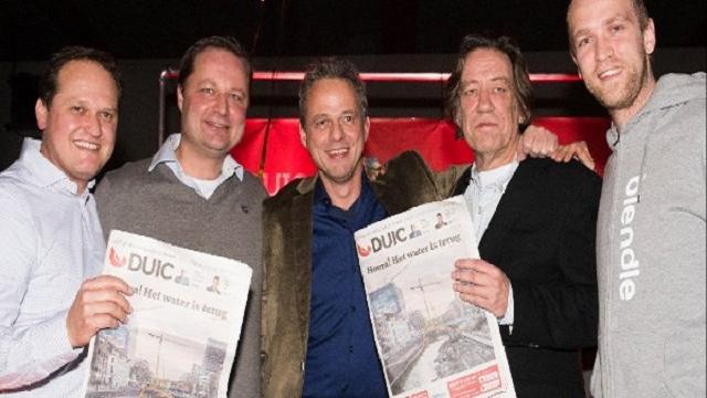 Utrechts nieuwsplatform DUIC lanceert huis-aan-huiskrant