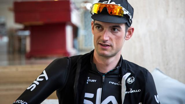 Team Sky start met Poels en Van Poppel in Amstel Gold Race