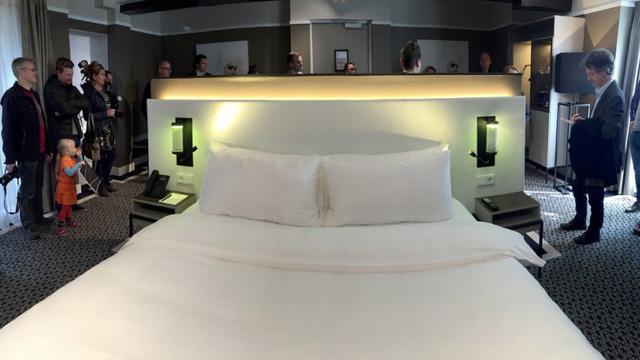 Concrete plannen voor 390 nieuwe hotelkamers in Breda