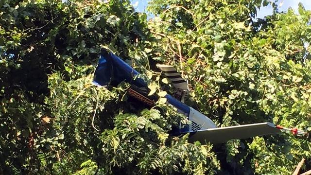Twee doden nadat politiehelikopter neerstort in buurt van Charlottesville