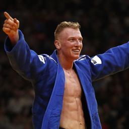 Judoka's De Wit en Van Dijke bereiken halve finales op EK