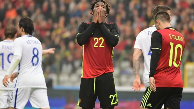 België speelt gelijk in oefenduel met Finland, Spanje wint ruim