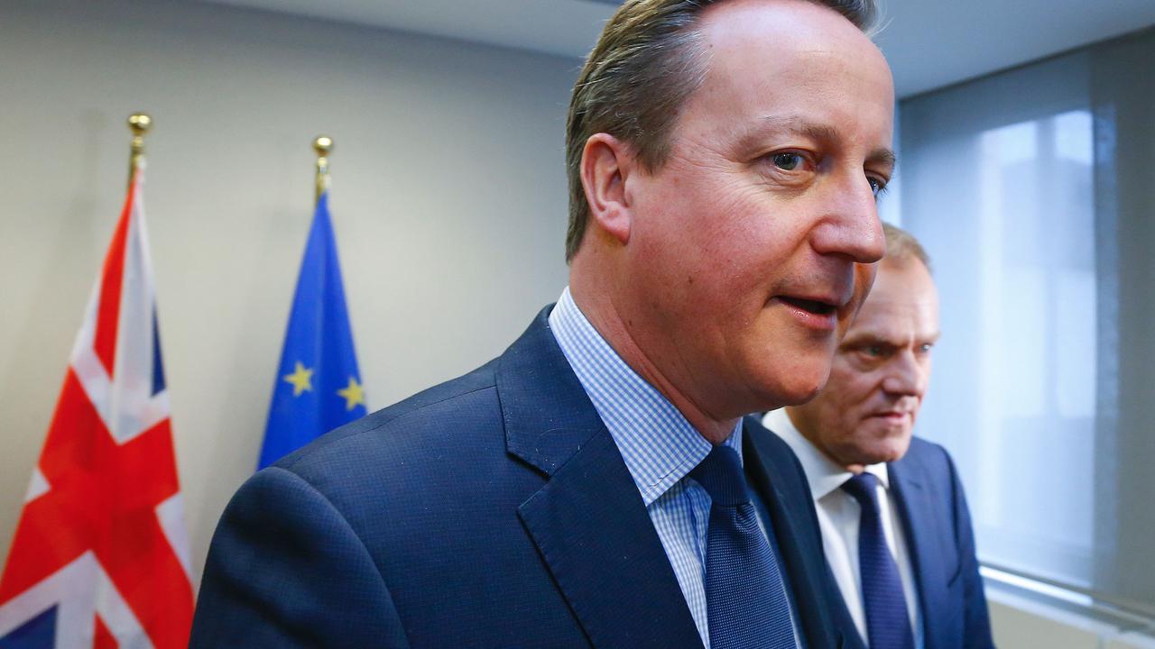 Cameron wil vechten voor Groot-Brittannië