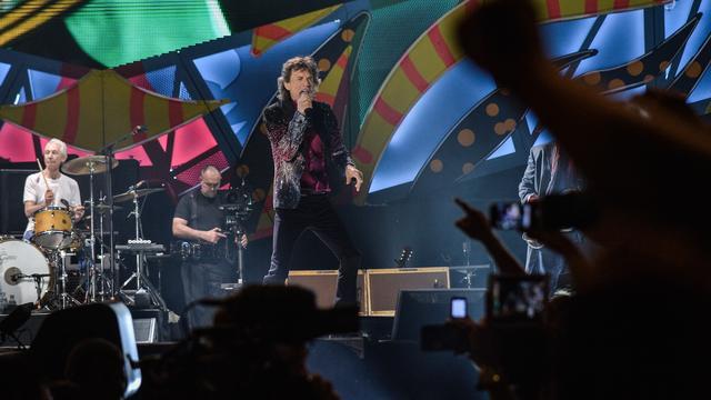 Rolling Stones willen nieuw album in 2016 uitbrengen