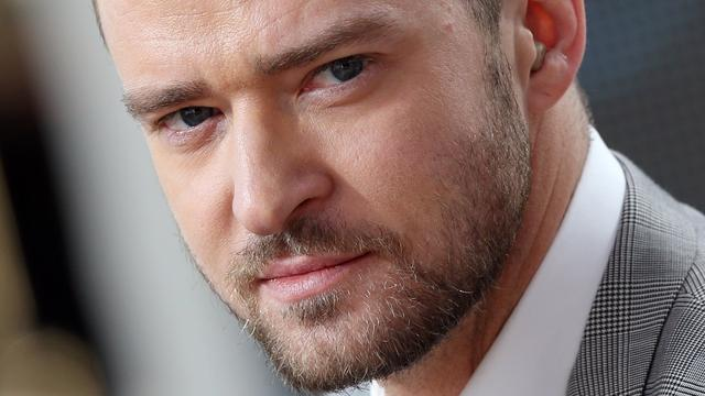 Justin Timberlake krijgt klap in gezicht tijdens golftoernooi