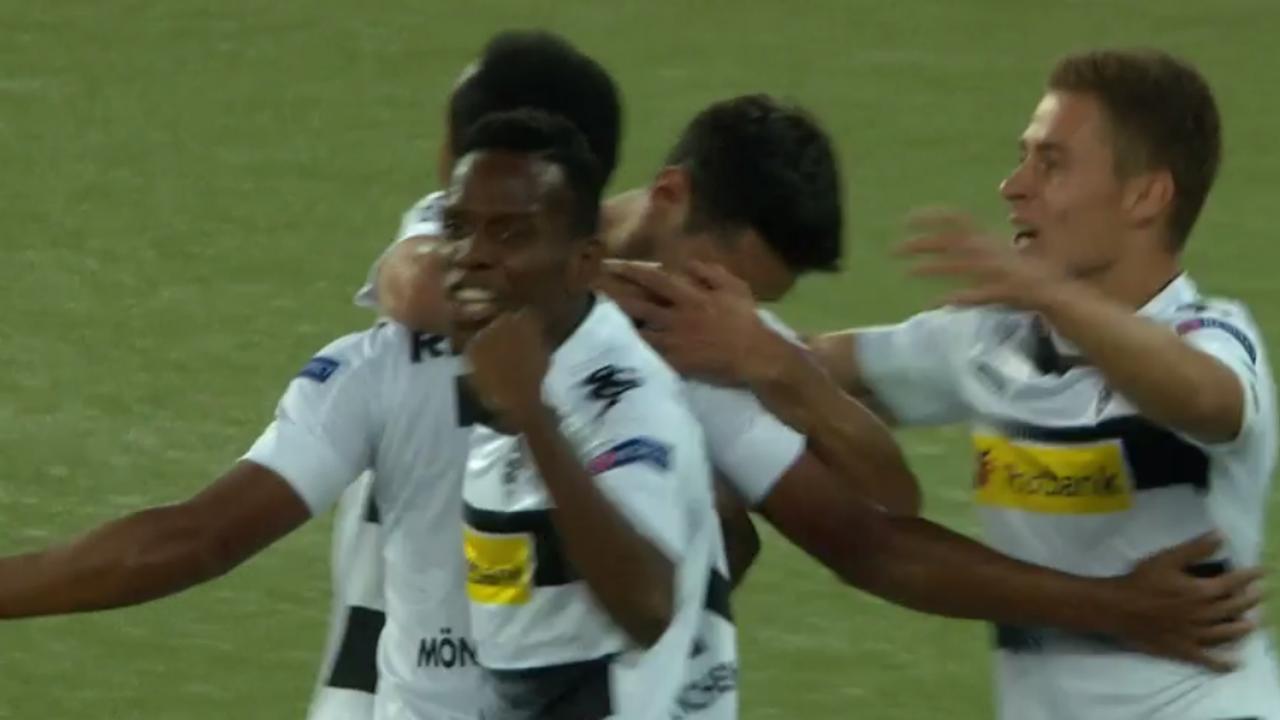 Samenvatting Young Boys-Borussia Mönchengladbach