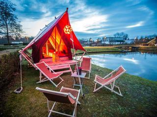 G3 maakt van festivalbezoekers vakantiegangers