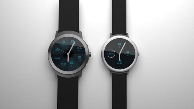 'Google brengt eigen smartwatch begin 2017 uit'