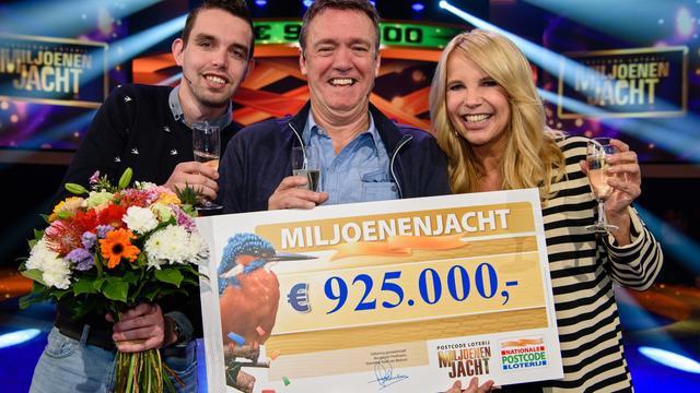 Bredase caravanverkoper wint 925.000 euro bij Miljoenenjacht