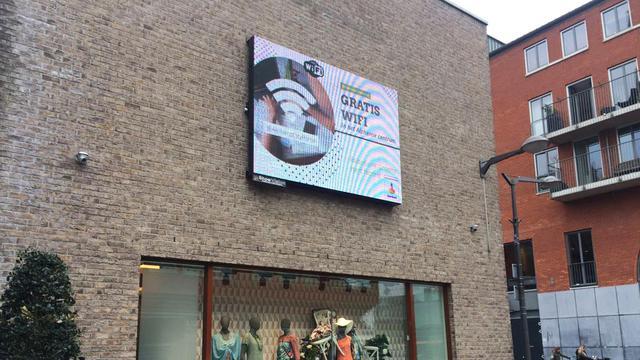 Aanleg gratis wifi-netwerk in Alphense centrum in volle gang