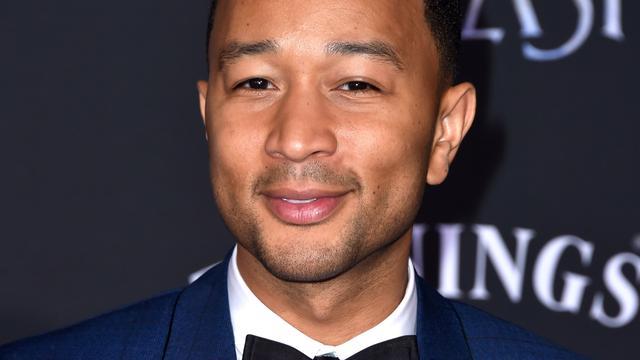 Zieke John Legend zegt concerten in Amerika af