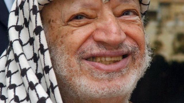 Museum ter ere van Yasser Arafat in Ramallah