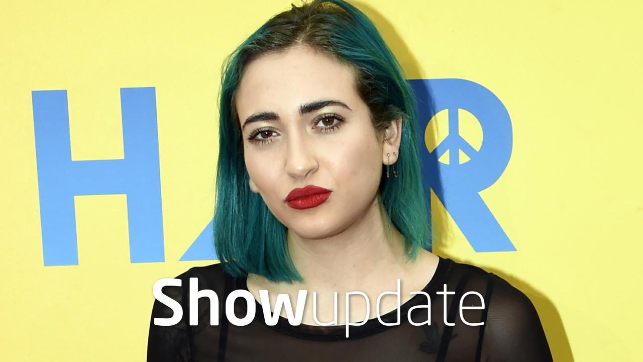 Show Update: Christina Curry heeft paniekaanvallen