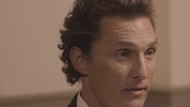 Matthew McConaughey vindt Sandra Bullock onweerstaanbaar
