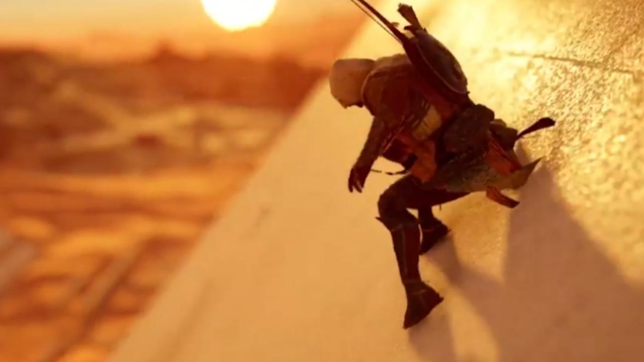 Assassin's Creed: Origins speelt zich af in Egypte
