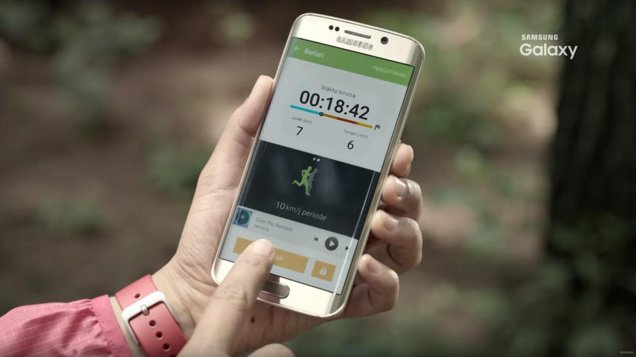 Eerste officiële beelden Galaxy S7 Edge opgedoken