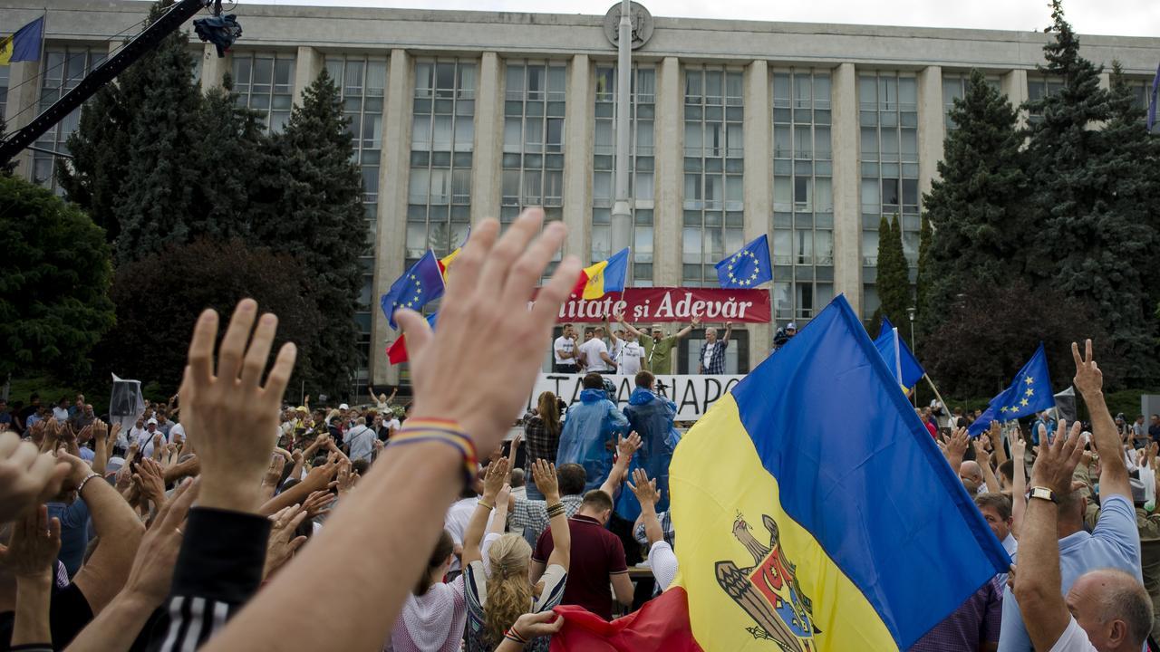 Rellen na aanstellen nieuwe regering Moldavië