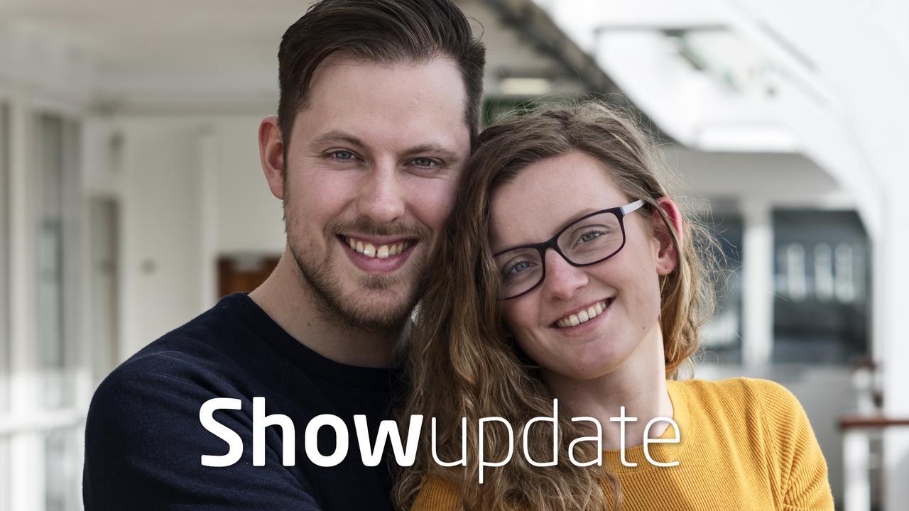 Show Update: Eerste relatieperikelen boer Herman en Fleur
