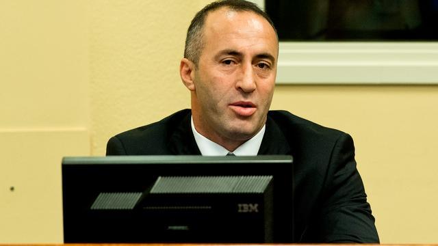 Frankrijk laat Kosovaarse oud-premier Haradinaj vrij