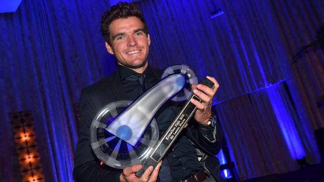 Olympisch kampioen Van Avermaet renner van het jaar in België