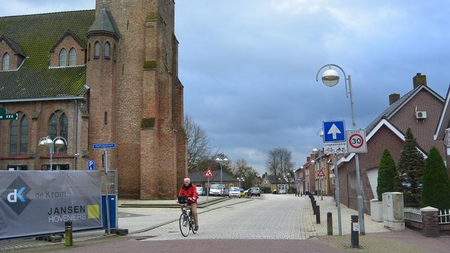Werkzaamheden aan Hertogstraat gestaakt