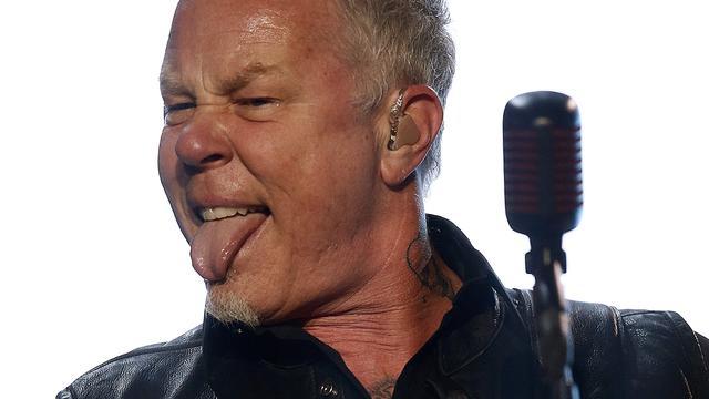 Metallica-zanger James Hetfield spreekt pornodocumentaire in