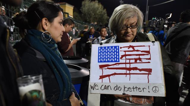 'Daders San Bernardino plaatsten geen steun aan jihad op Facebook'