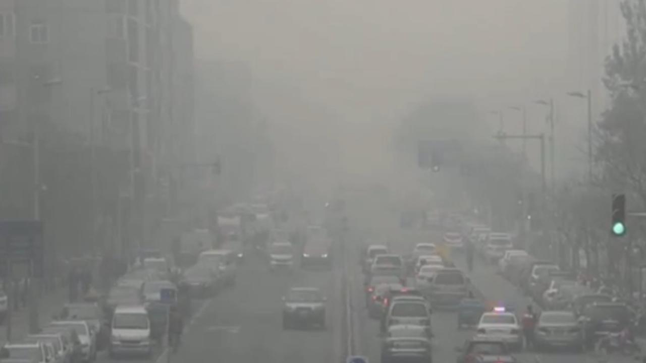 Vuile lucht is groot probleem voor China
